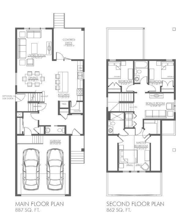 Avonlea 1749 floorplan