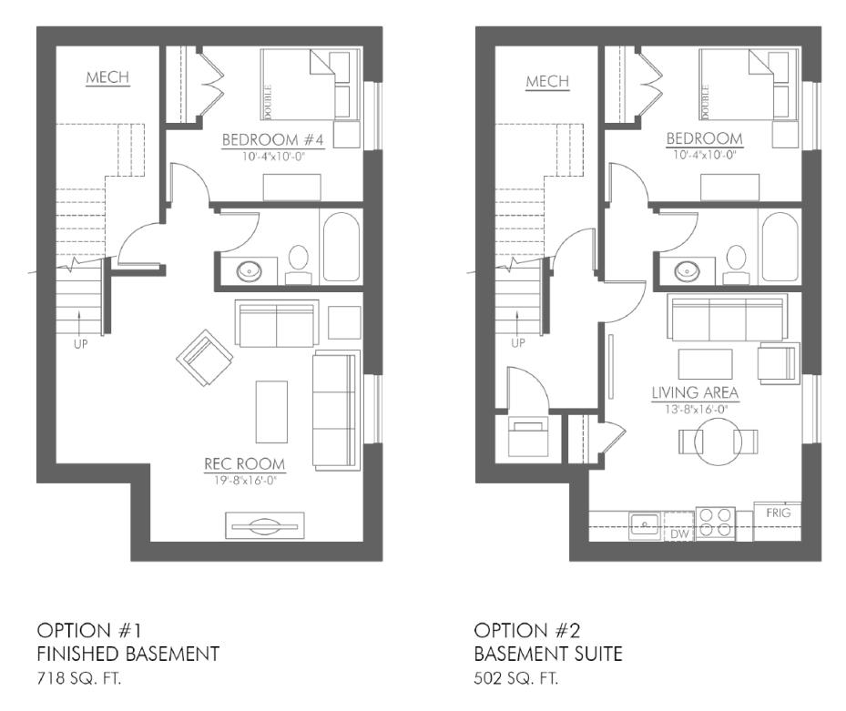 Bianco basement
