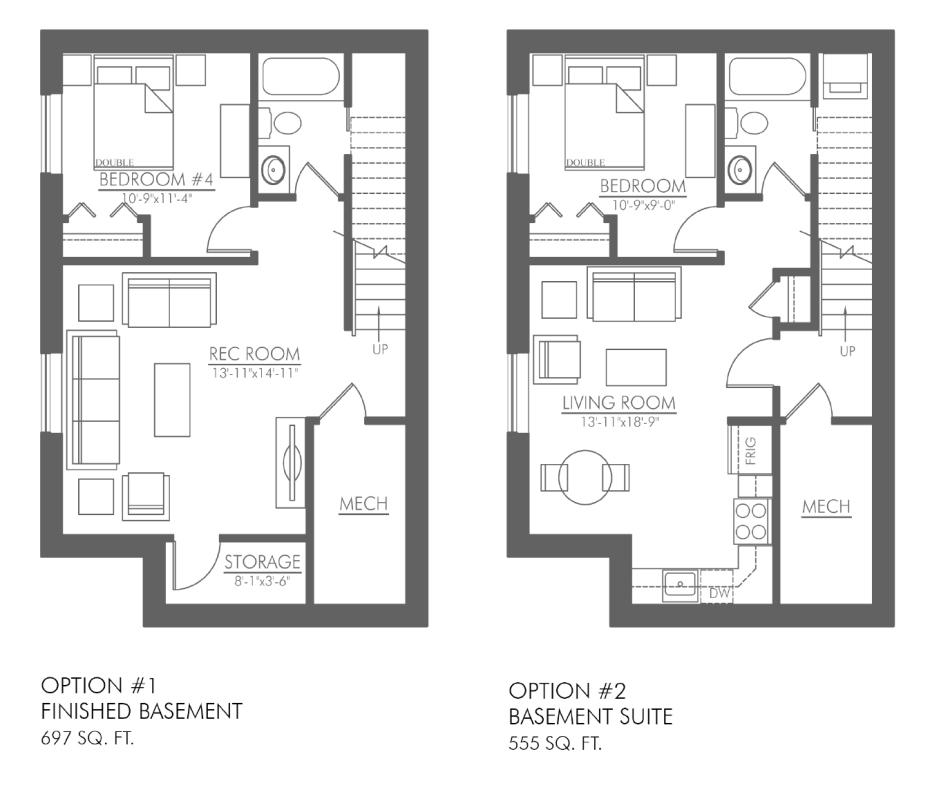 Carlyle 1377 basement