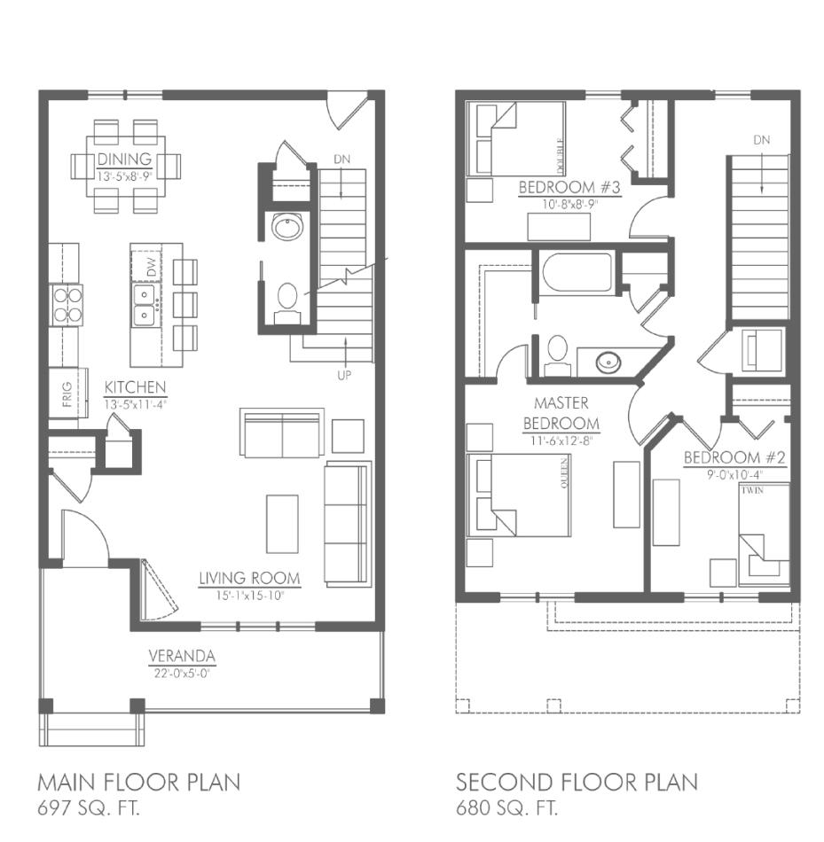 Carlyle 1377 floorplan