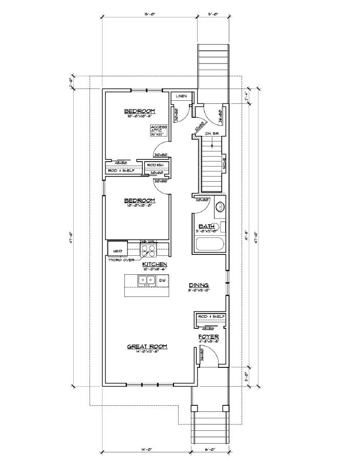 Doro floorplan