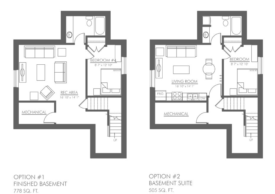 endeavor basement