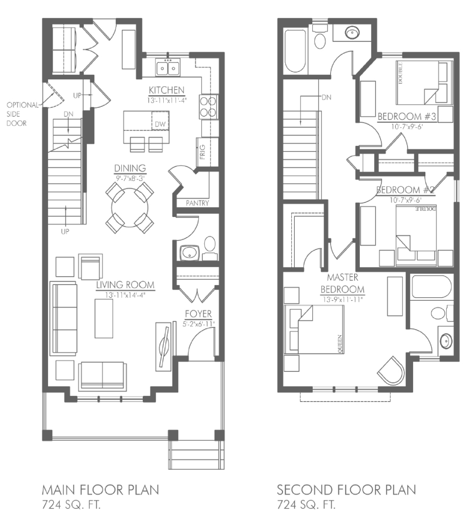 Fairlight floorplan