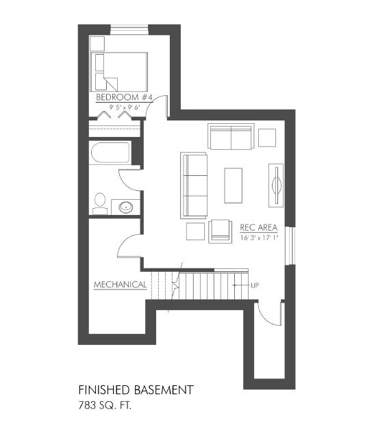 madison basement